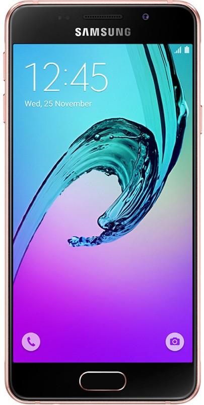 Смартфон Samsung Galaxy A3 A310F 2016 Pink - Фото 1