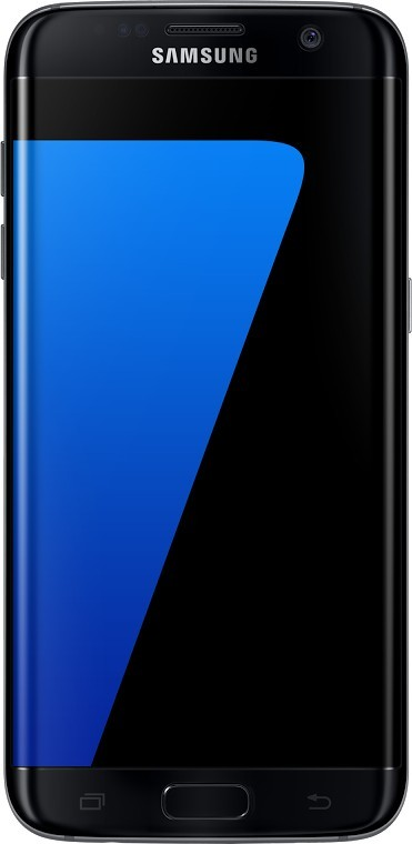 Смартфон Samsung Galaxy S7 Edge G935 32GB Black - Фото 1