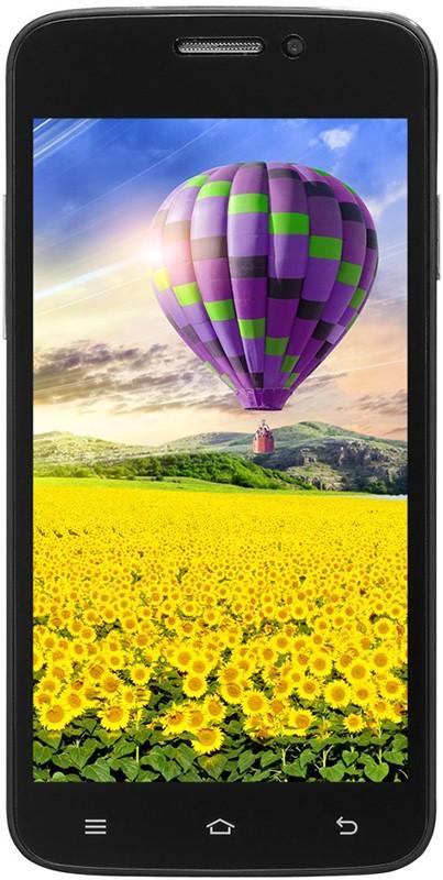 Смартфон Impression ImSmart A502 Black - Фото 1