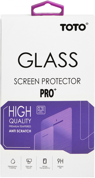 TOTO Hardness Tempered Glass 0.33mm 2.5D 9H Microsoft Lumia 430 DS