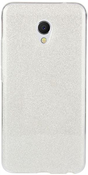 TOTO TPU Case Rose series 2 Meizu M5 Note Silver - фото