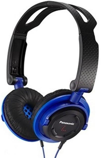 Наушники Panasonic RP-DJS150E-A Black/Violet - Фото 1