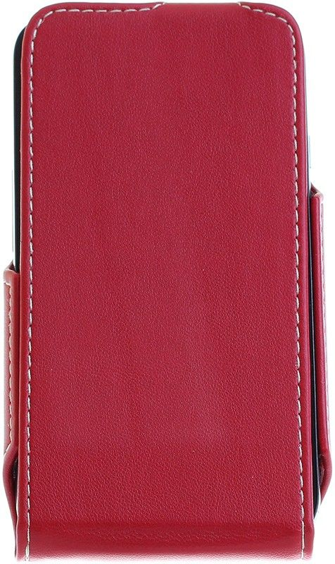 Чехол-флип RedPoint Flip Case для LG L70/D325/L65/D285 Красный - Фото 1