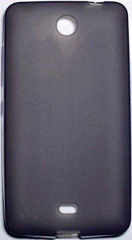 Чехол-накладка Umax TPU для Microsoft Lumia 640 Black - Фото 1