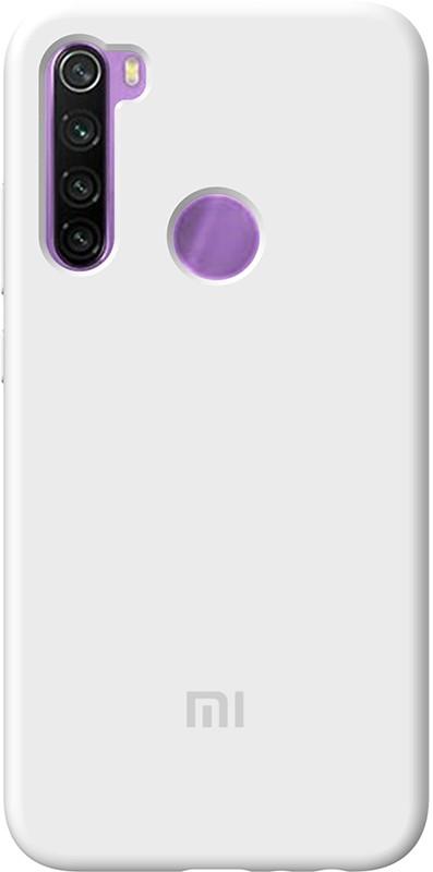 Купить Чехлы для телефонов, TOTO Silicone Full Protection Case Xiaomi Redmi Note 8 White