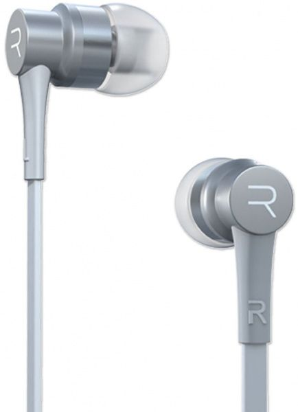 Remax RM-535 Earphone Silver - фото