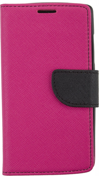 TOTO Book Cover Mercury Meizu M3 Note Rose red - фото