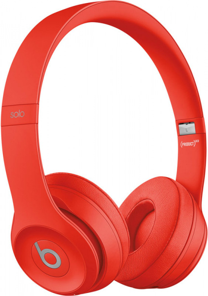 Beats by Dr. Dre Solo 3 Wireless Citrus Red (MP162) - фото