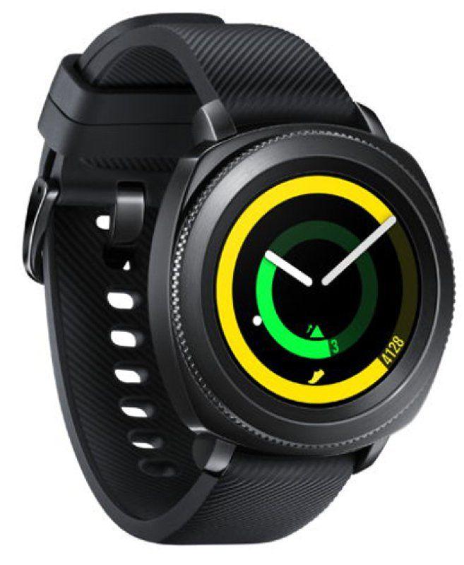 Смарт-часы Samsung Gear Sport Black〛‖ Купить умные часы (smart ... 20d05551dbecf