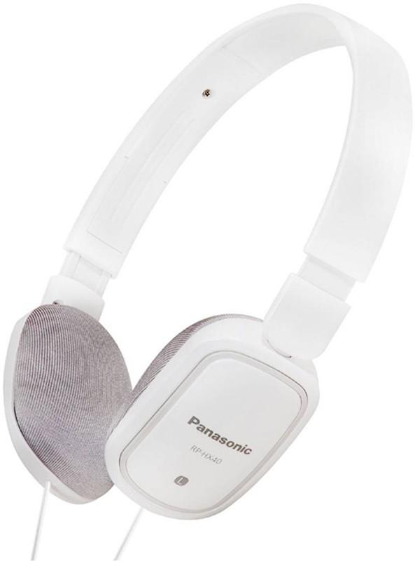 Наушники Panasonic RP-HX40E-W White - Фото 1