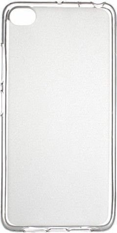 Чехол-накладка Drobak Elastic PU для Lenovo S90 White\Clear - Фото №1