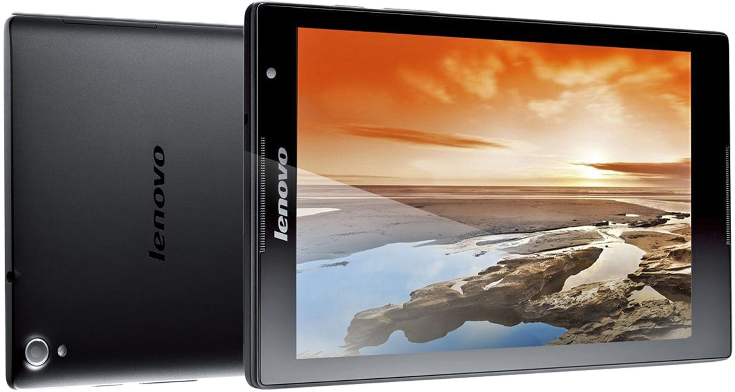 Планшет Lenovo IdeaTab S8-50LC LTE 16GB Black - Фото 1