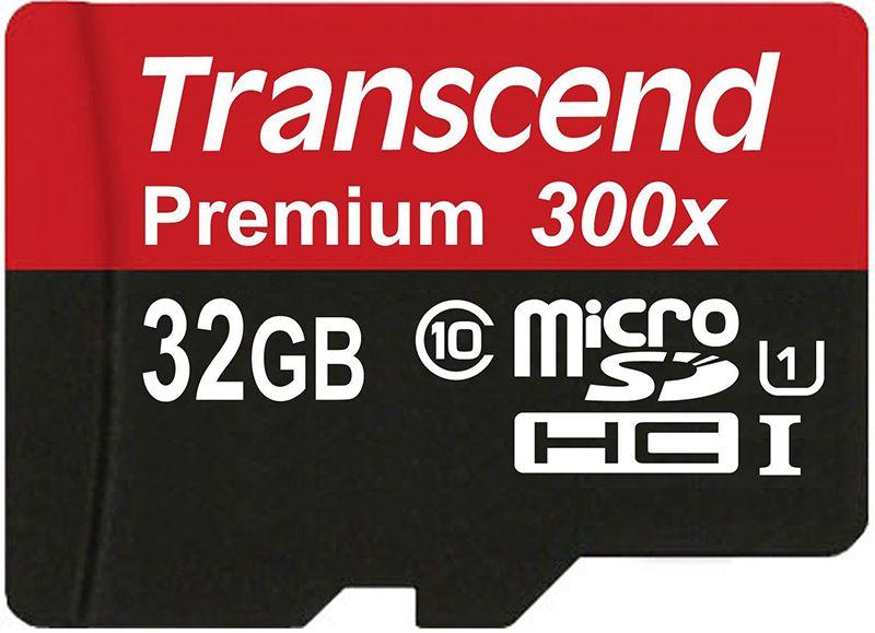Купить Карты памяти, Transcend microSDXC/SDHC Class 10 UHS-I 400x SD adapter 32Gb