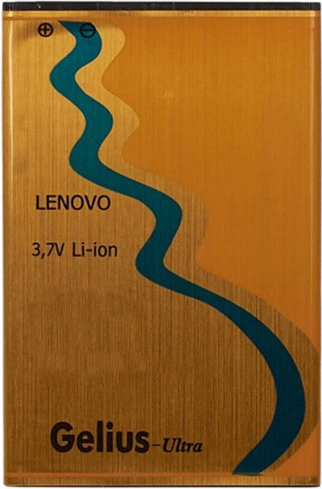 Аккумулятор Gelius для Lenovo A516/A706/A378 2000mAh/2200mAh - Фото 1