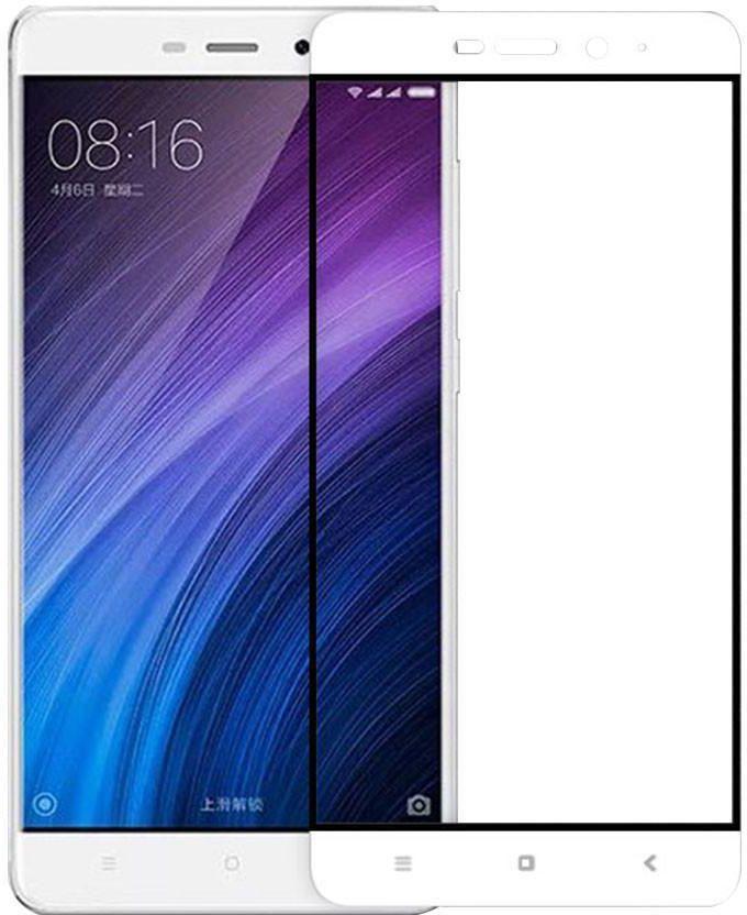 TOTO 2.5D Soft Full Cover Tempered Glass Xiaomi Redmi 4/4 Pro White