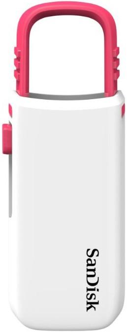 USB Flash SanDisk USB Cruzer U 16Gb Pink - Фото 1