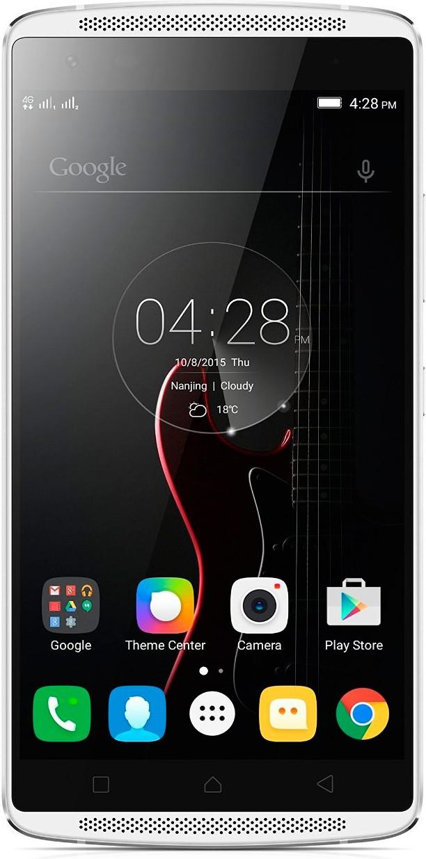 Смартфон Lenovo X3 Lite A7010 White - Фото 1