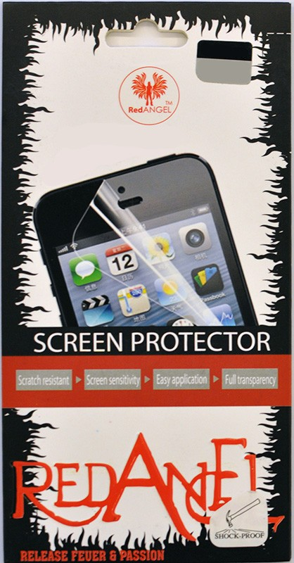 Защитная пленка Red Angel Shock Proof Apple iPhone 4 clear - Фото 1