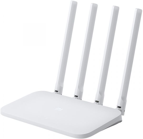 Xiaomi Mi WiFi Router 4C White - фото
