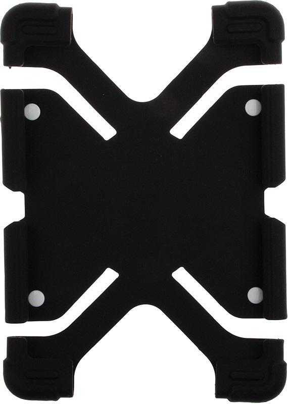 Купить Чехлы для планшетов, TOTO Tablet universal stand silicone case Universal 9/12 Black