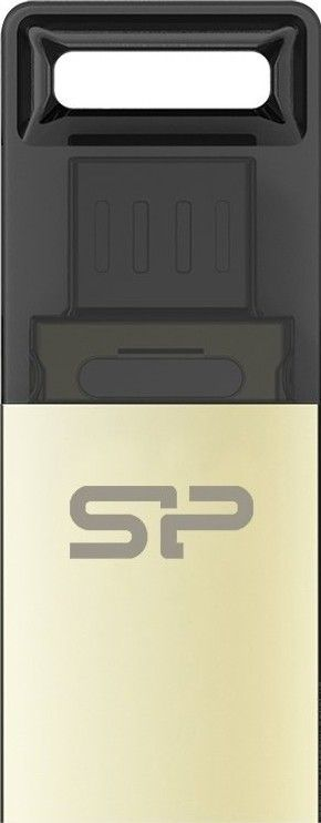 USB Flash Silicon Power Mobile X10 8Gb - Фото 1