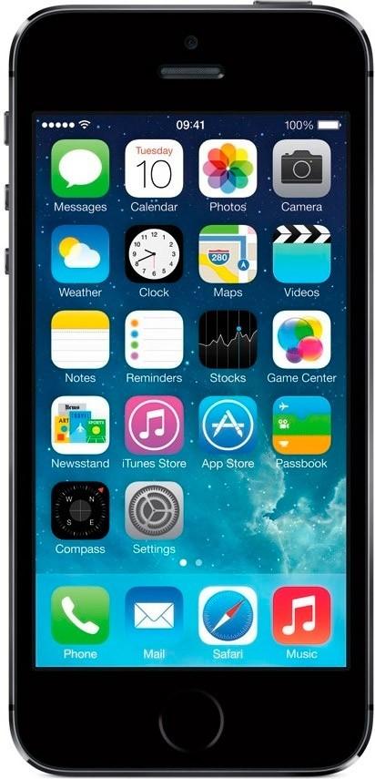 Смартфон Apple iPhone SE 64GB Space Gray - Фото 1