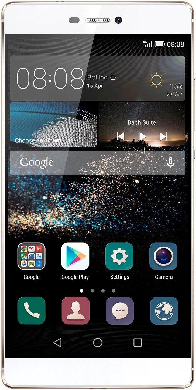 Смартфон Huawei P8 lite White - Фото 1