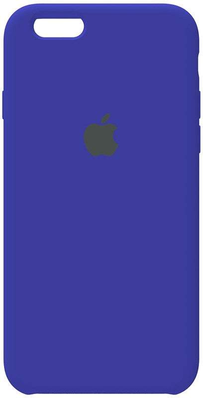 TOTO Silicone Case Apple iPhone 6/6s Royal Blue