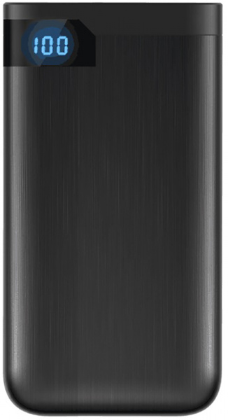 Cager S100 Power Bank 10000 mAh Li-Polimer Black - фото