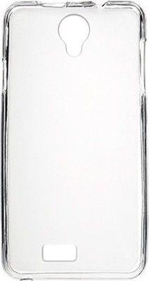 Чехол-накладка Drobak Elastic PU для Fly IQ4416 White - Фото 1