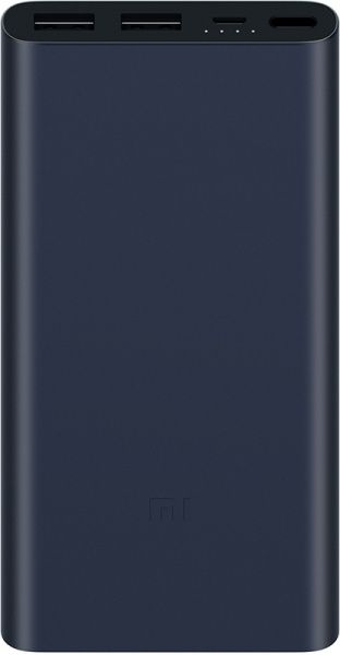 Xiaomi Mi Power Bank 2i 10000mAh Black - фото