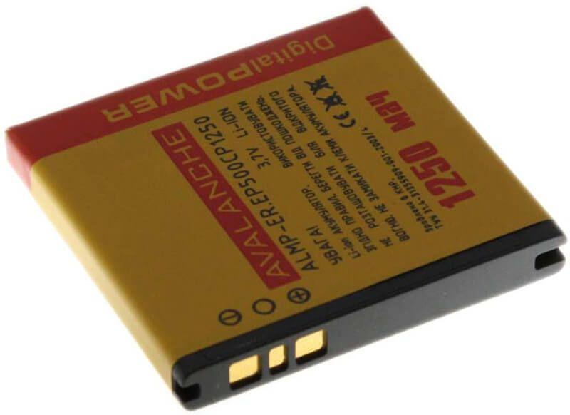 Аккумулятор Avalanche Premium для SonyEricsson EP500 1250 mAh - Фото 1