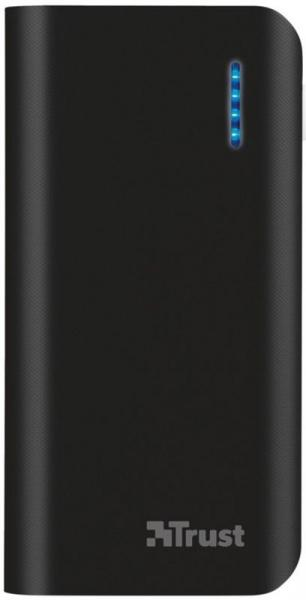 Trust Primo Power Bank 4400mAh Black (21224) - фото