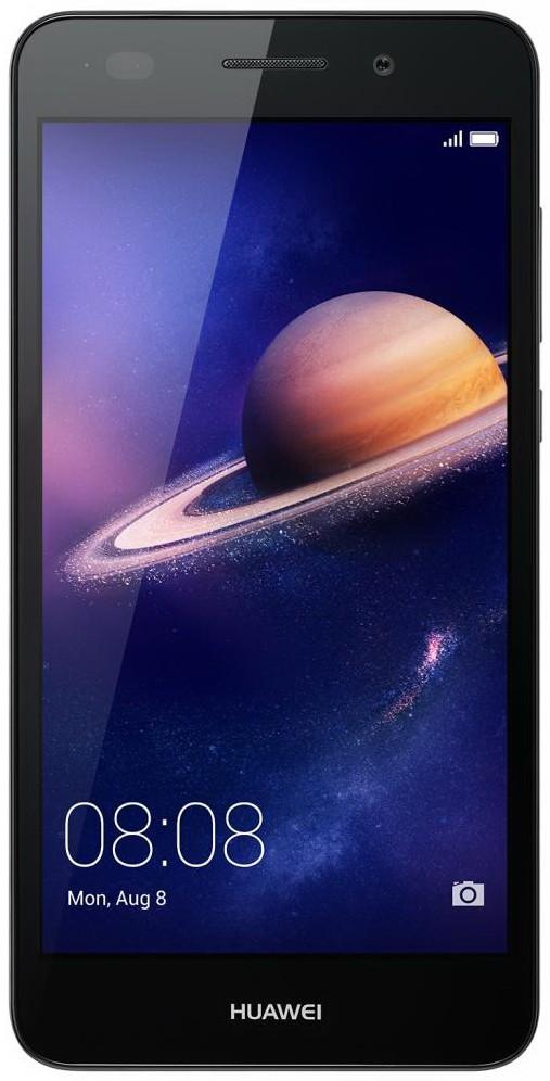 Смартфон HUAWEI Y6 II Black - Фото 1
