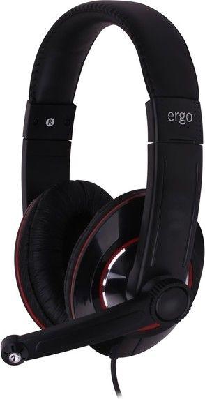 Наушники ERGO VM-290 Black - Фото 1