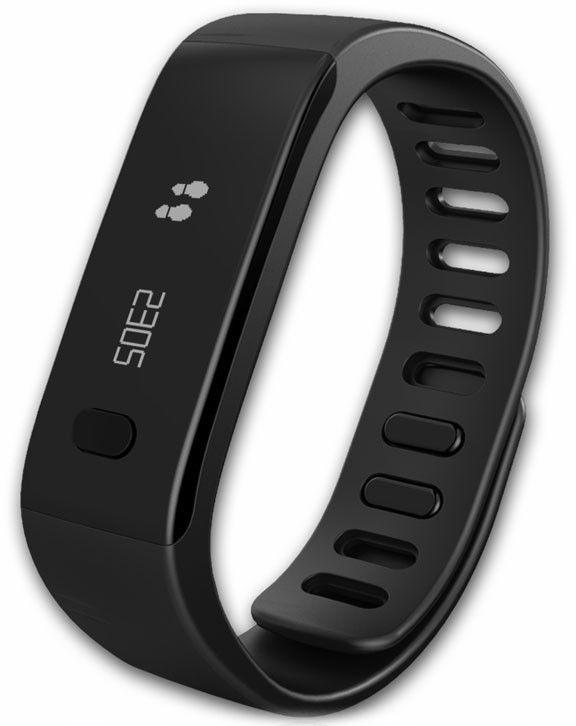 Фитнес-браслет MyKronoz Smartwatch ZeFit No KRZEFIT Black - Фото 1