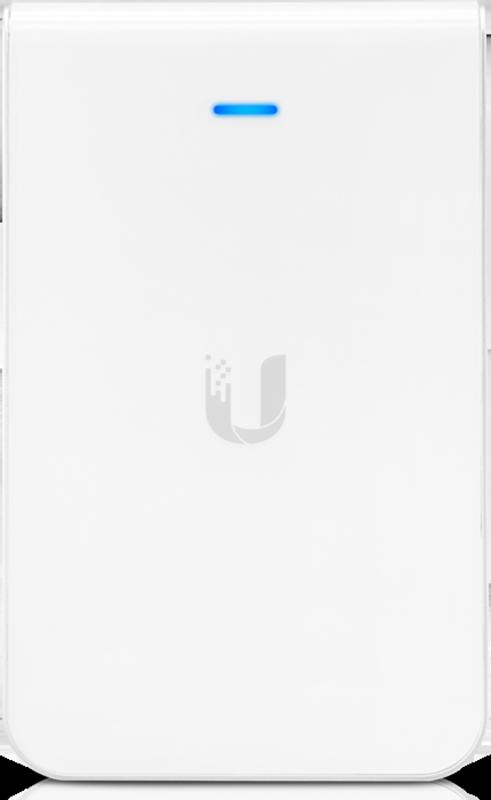 Купить Wi-Fi маршрутизаторы и точки доступа, Ubiquiti UniFi AP AC In-Wall (UAP-AC-IW)