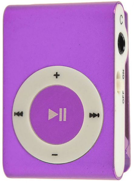 TOTO TPS-03 Without display&Earphone Mp3 Purple - фото