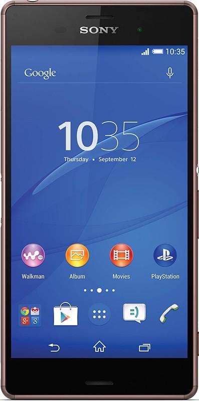 Смартфон Sony Xperia Z3 D6603 Copper - Фото 1