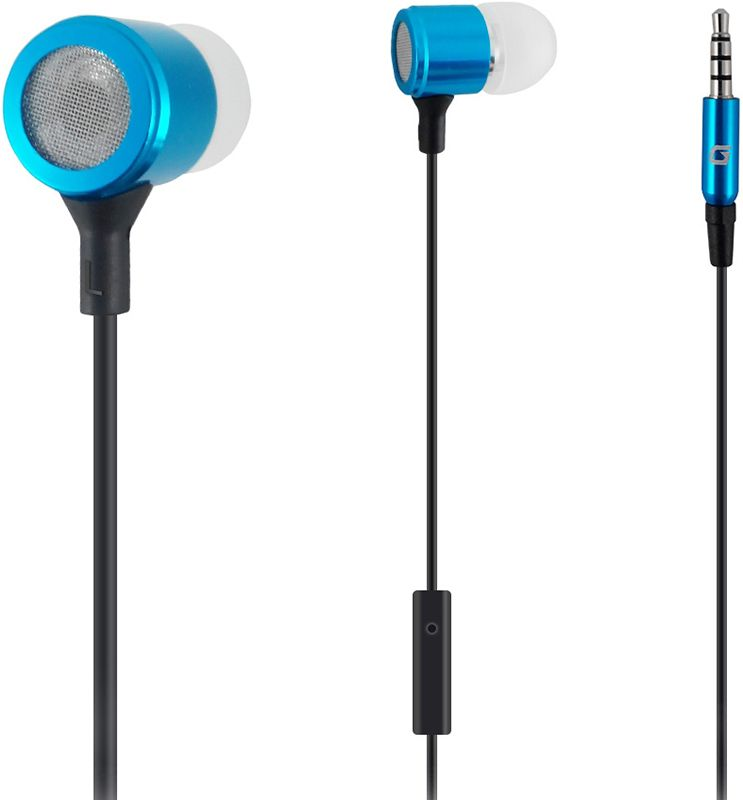 Купить Наушники и гарнитуры, G.Sound C3063BLM Blue