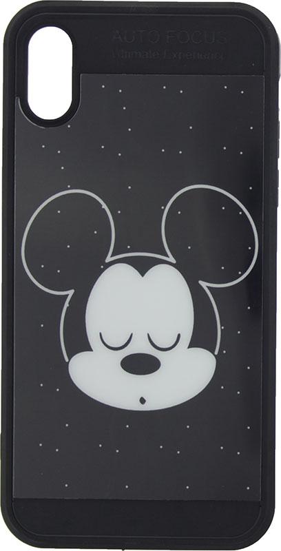 Купить Чехлы для телефонов, TOTO TPU Cartoon Case IPhone X Mickey Mouse Black