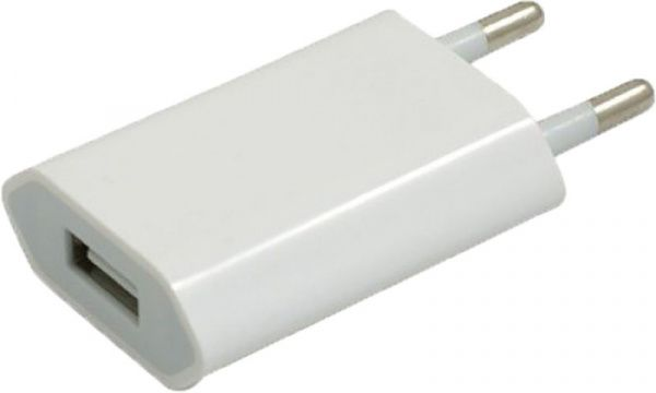 TOTO TZH-48 Travel charger 1USB 1A White