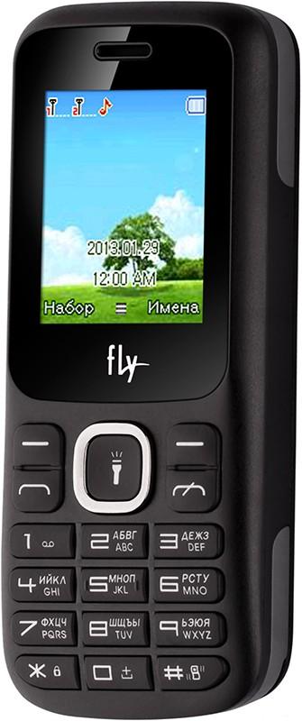 Мобильный телефон Fly FF177 Black - Фото 1