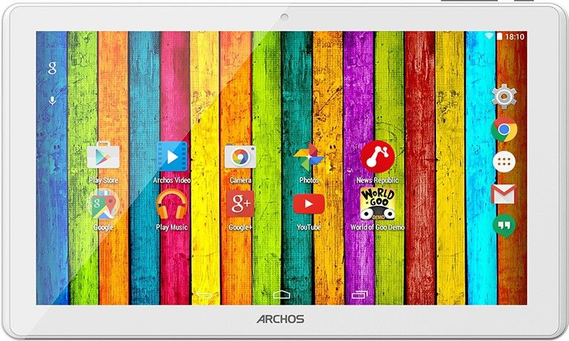 Планшет Archos 101d Neon WiFi 16Gb Silver - Фото 1