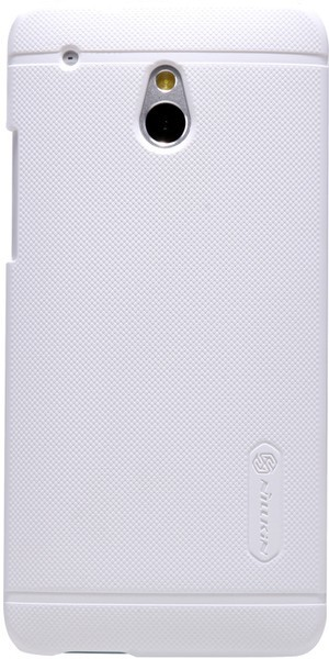 Чехол-накладка Nillkin Frosted Shield Case HTC One Mini 601e (M4) White - Фото 1
