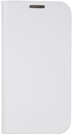 Чехол-книжка ANYMODE Case SAFFIANO для Galaxy S4 mini I9192 White - Фото 1