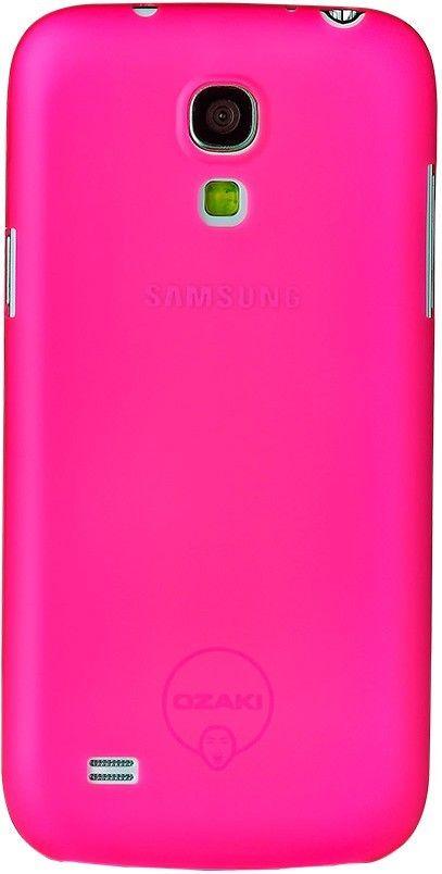 Чехол-накладка Ozaki O!Coat 0.4 Jelly для Samsung Galaxy S III mini i8190 Pink - Фото 1