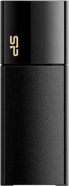 USB Flash Silicon Power Blaze B05 USB 3.0 16Gb Black - Фото 1