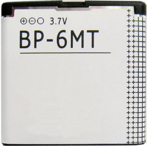 Аккумулятор Nokia N82 (BP-6MT) - Фото 1