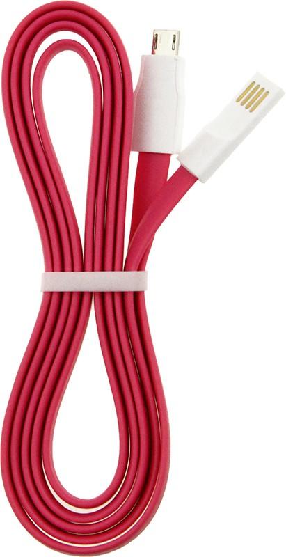 Купить Кабели и переходники, Xiaomi USB Micro-USB QC Cable 1.2m Pink